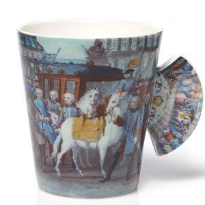 Fan Porcelain Versailles The Met Mug Boutique zVUMpqGLS